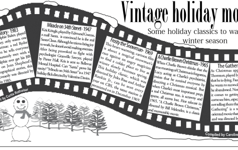 Vintage holiday movies