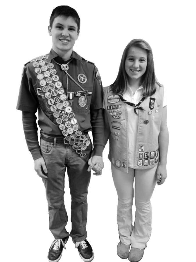 Scouting the truth about...Boy Scout and Girl Scouts