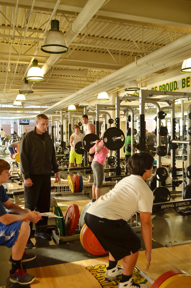 Student athletes weigh private training benefits – Torch