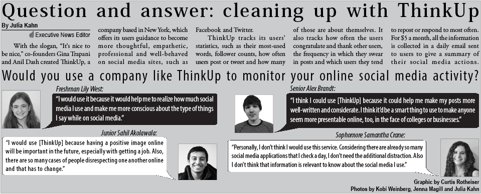 Question and answer: cleaning up with ThinkUp