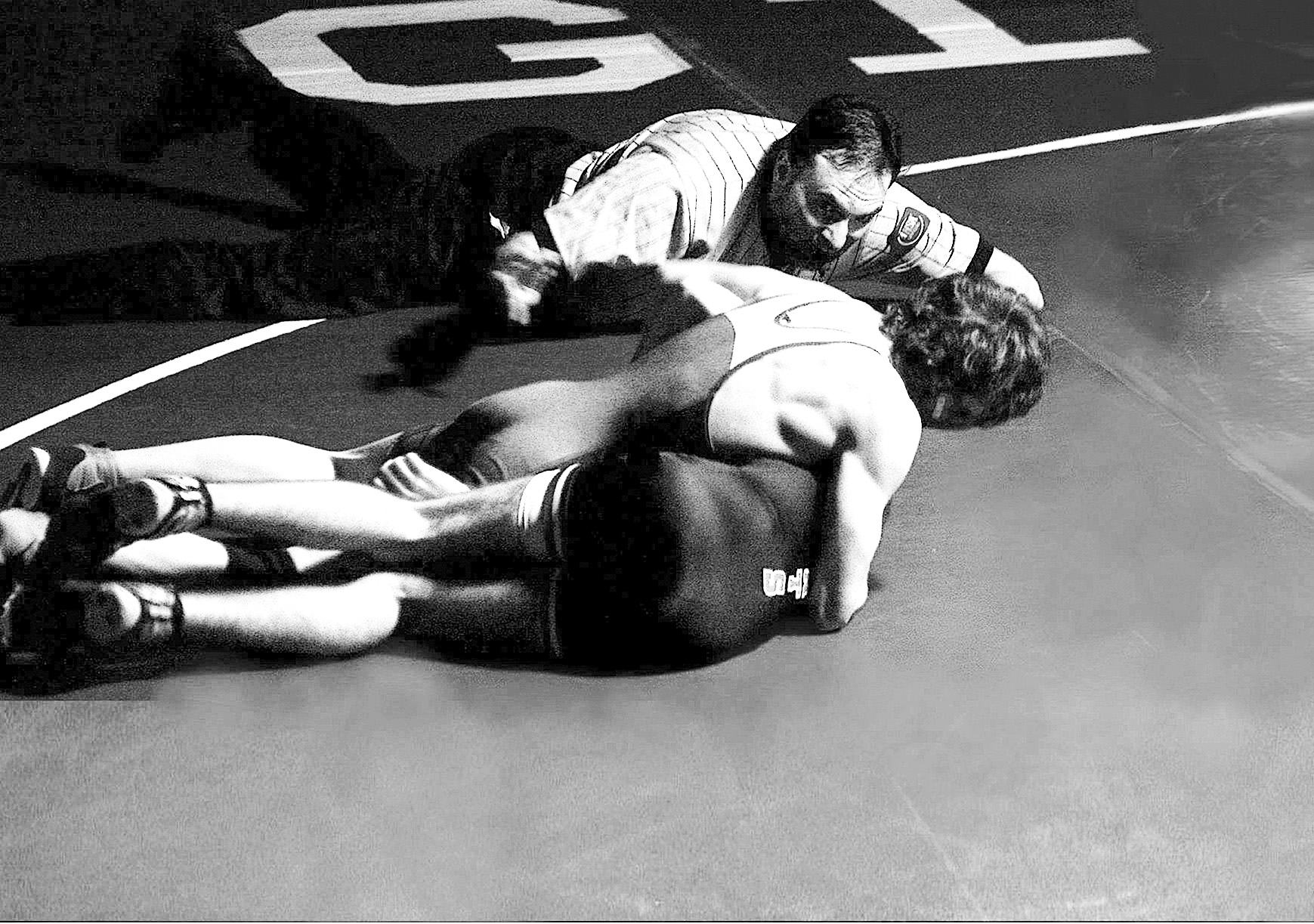New student finds home in GBN wrestling