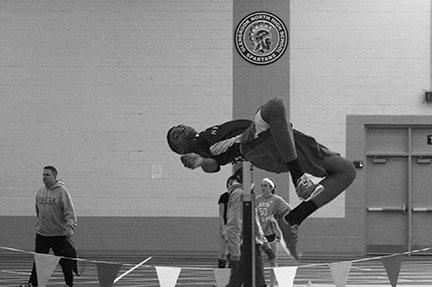 How to high jump