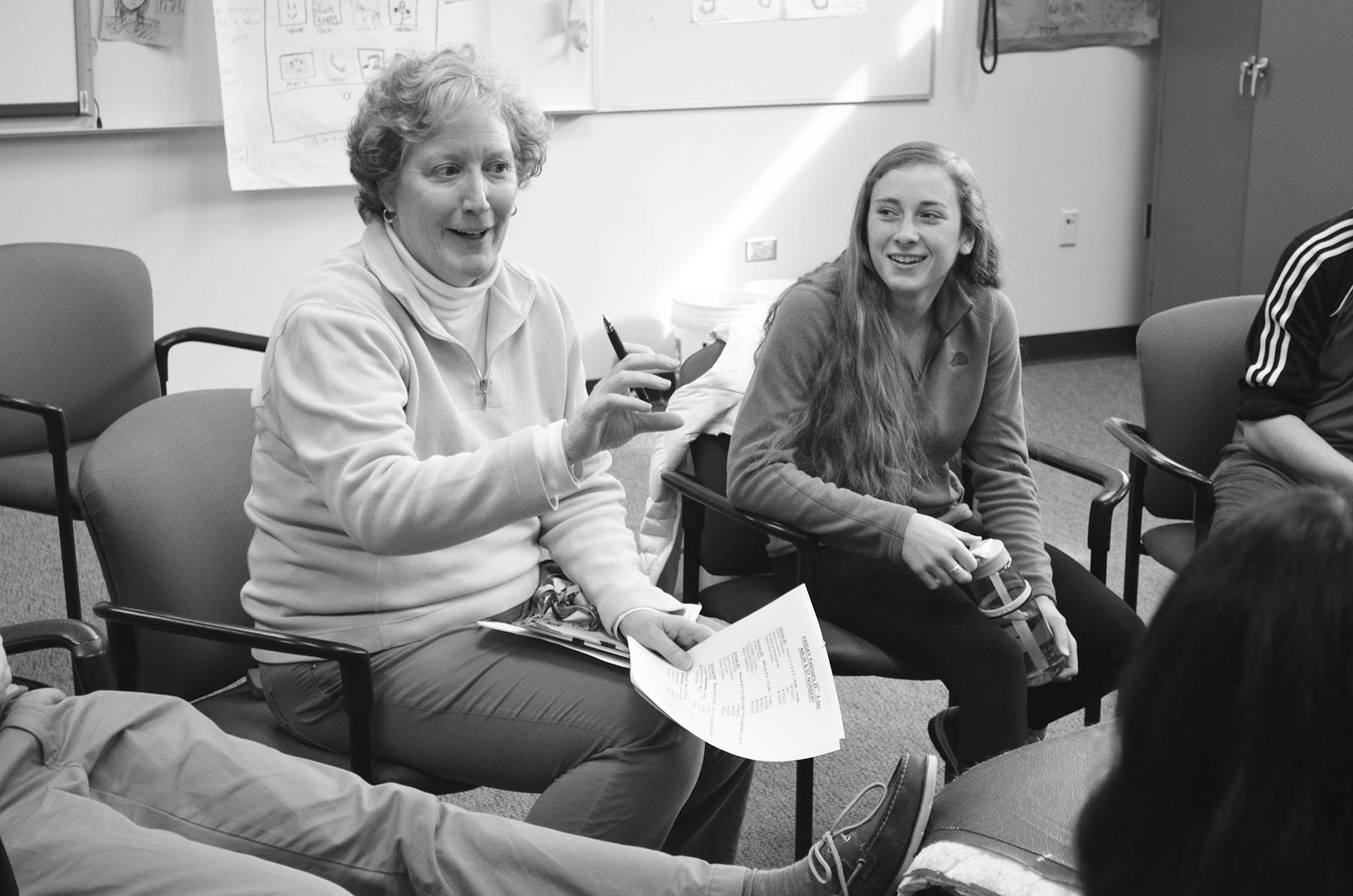 Peer Group designates new coordinators