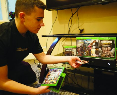Video game dominates classroom time