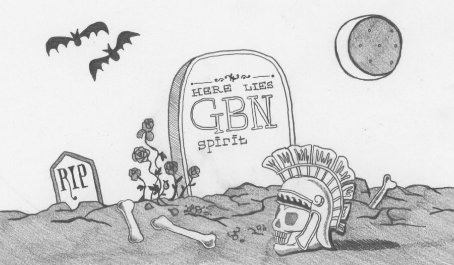 Editorial: Where GBN spirit goes to die