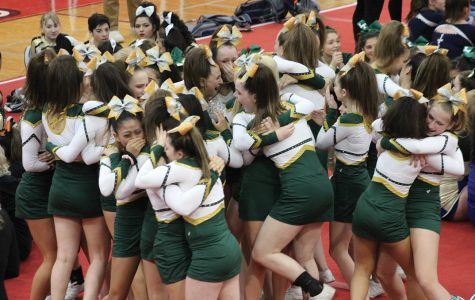 Close sectional finish gives cheer team boost to state
