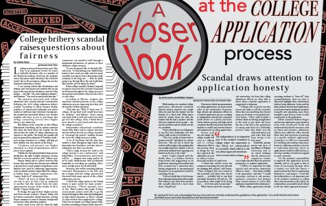 Scandal draws attention to application honesty
