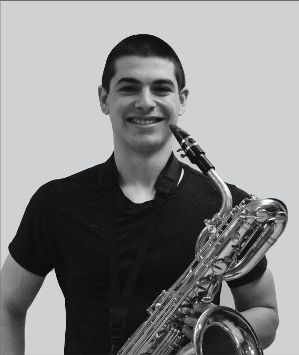Junior Zach Torf