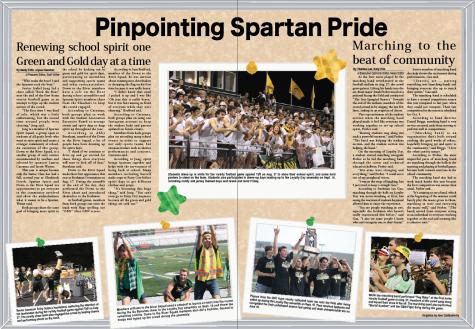 Pinpointing Spartan Pride